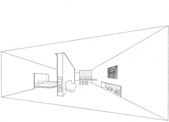 julian king architect 11th st apartment NYC