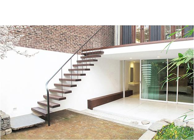 julian king architect chelsea townhouse NYC