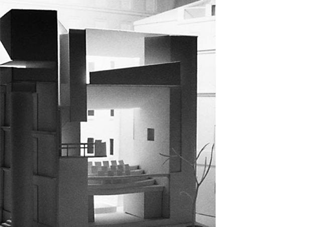 julian king architect rome conservatory of music